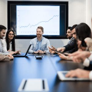 La gestion comptable financière et budgétaire fait partie de la gamme finance du Groupe CEGI digitalisée