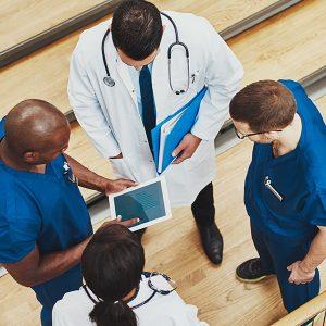 Les solutions métiers du secteur santé