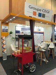 Congrès de la FEHAP pour le Groupe CEGI