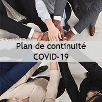 plan de continuité CEGi